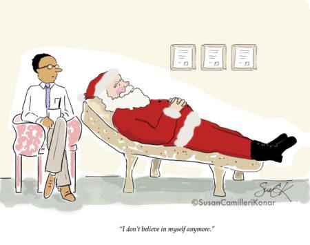 Santa Doubt