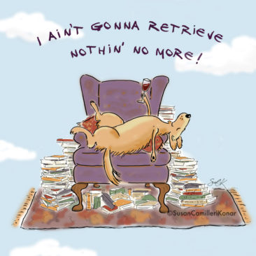 Retired Dog
